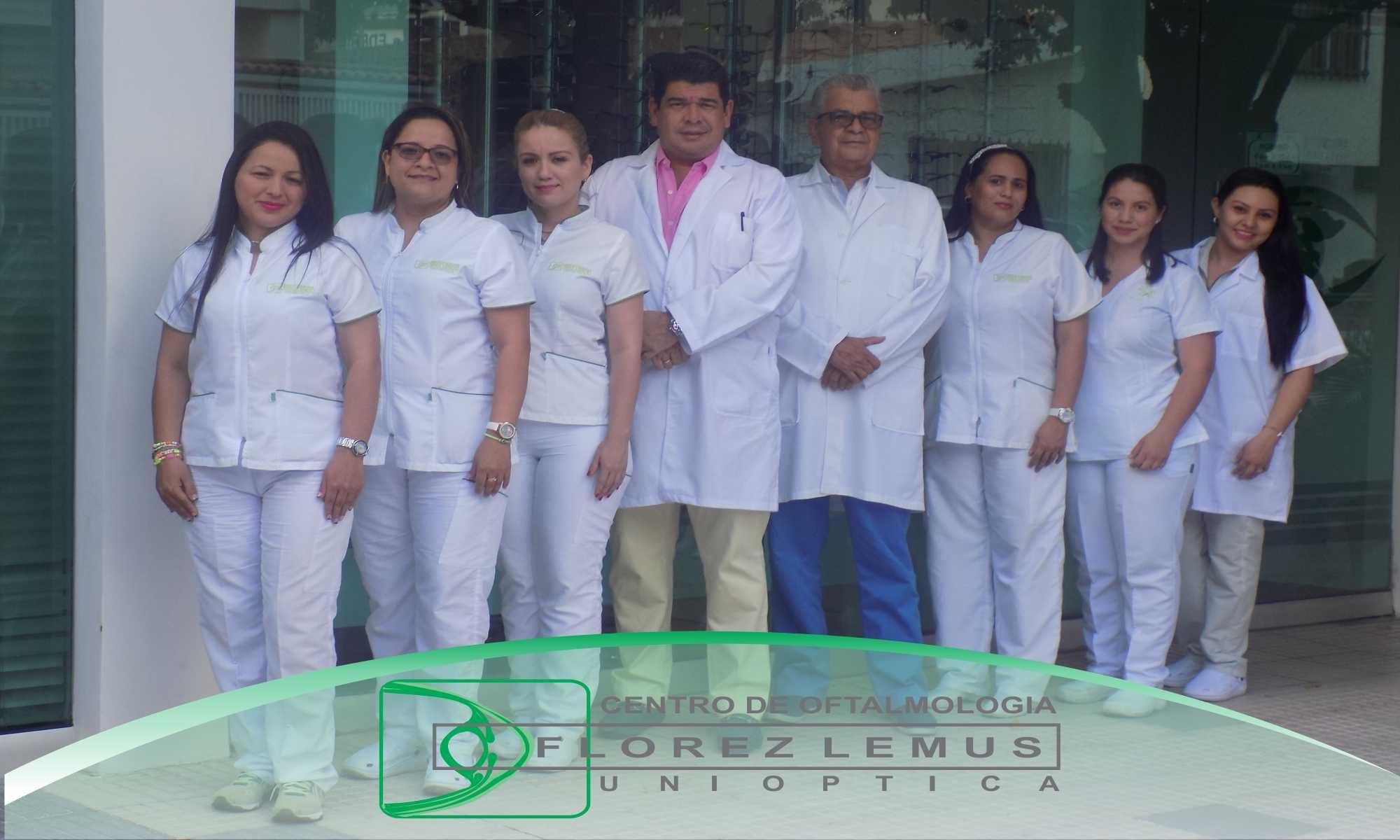 Centro de oftalmologia unioptica Florez Lemus